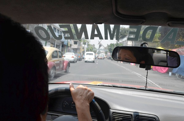 Learning to drive in Mexico City