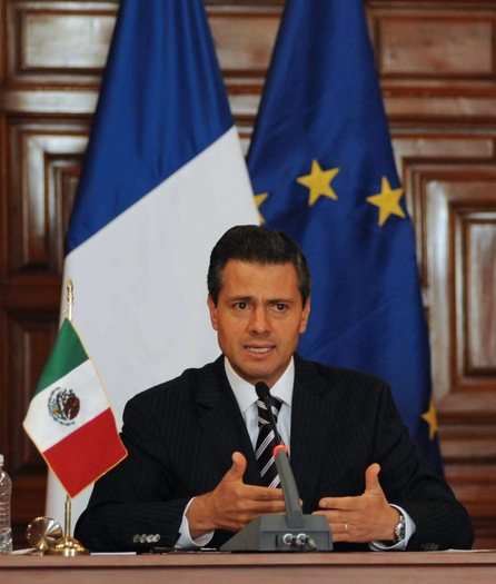 INAUGURATION OF FRENCH-MEXICAN ESTRATEGICAL COUNCIL