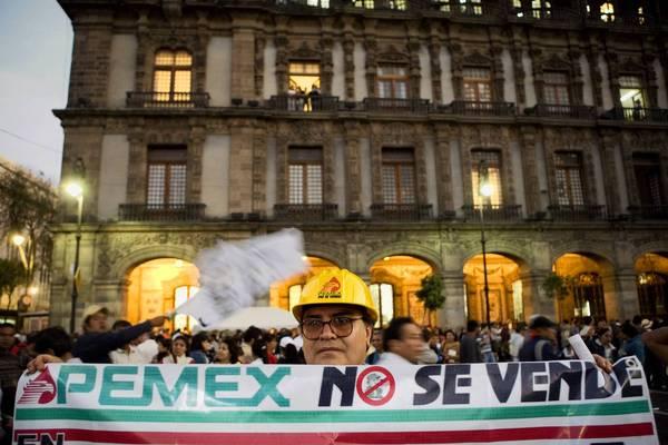 Pemex, Mexico's oil monopoly