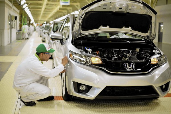 Mexico becoming a driving force in auto production