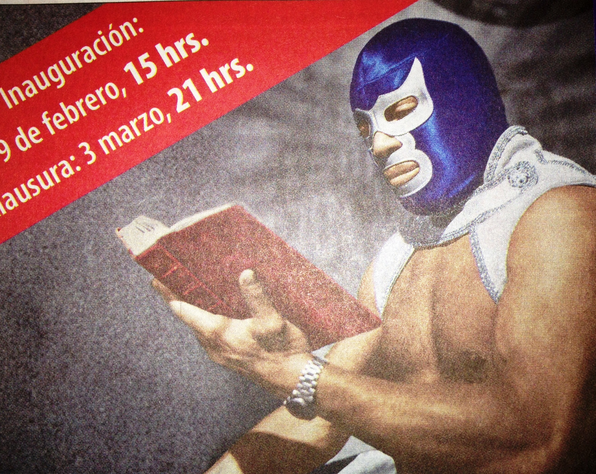 Ritchie Valens Casket Luchador. it's been a wild time since christmas, full of tragedy, loss, war,